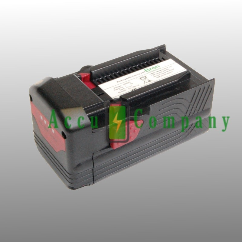 Battery for Hilti 36V Li-ion B36 series