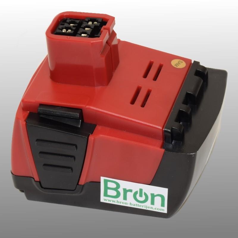 Battery for Hilti drill 14.4 Volt Li-Ion