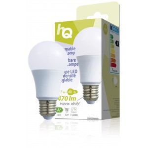 LED lamp 6,5W warm white