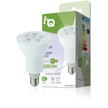 LED reflector lamp E14 5.5 W 350 lm 2700 K