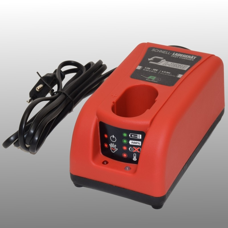 Gesipa Quick charger type 7251134 14.4V Li-ion batteries