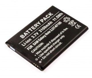 Samsung Galaxy Note II, GT-N7100, 3100mAh