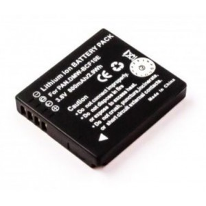 Replacement Panasonic CGA-S / 106C Lumix DMC battery