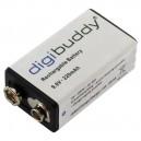 Oplaadbare batterij 6F22 / 9V / E-Block 220 mAh 8.4 V