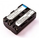 SONY NP FW50 LI-ION 7.4V 1080mAh vervangende accu