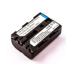 SONY NP FM500H LI-ION 7.4V 1600mAh replacement battery