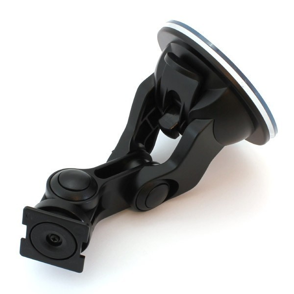 Car holder with suction cup