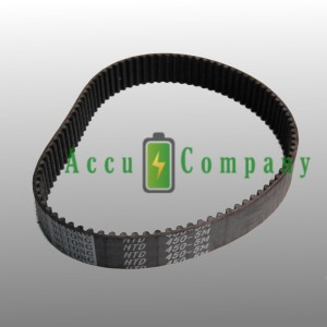 Timing belt, drive belt for electric skateboard 5M - 450 - 20