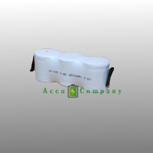 Emergency lighting 3.6V 2.5Ah Type 1 / 2D