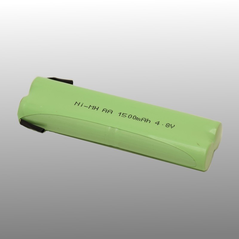 Emergency lighting 4.8V 1.5Ah Type AA