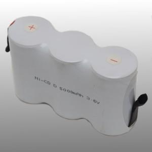 Noodverlichting 3.6V 5Ah Type D