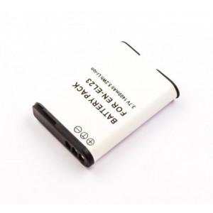 Nikon ENEL 23, ENEL23 1400mAh Li-ion camera battery