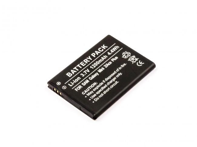 Samsung GALAXY S III Li-Ion, 3.7 Volts, 2100mAh