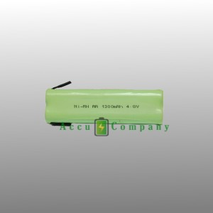 Emergency lighting 4.8V 1.3Ah Type AA
