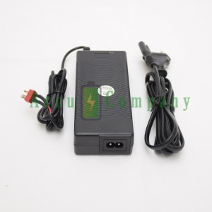 48 volt Li-ion charger for bike batteries