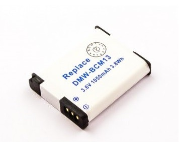 Panasonic DMW-BCM13 1050mAh camera battery