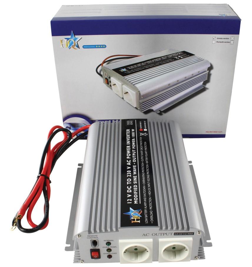 Voltage Inverter 1000W