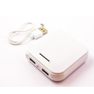 7800 mAh power bank for phone, MP3 and ipad