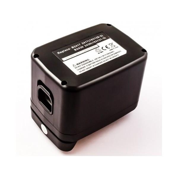 Makita 24v Battery 3200 Mah Bl 2430 Replica Accu Company
