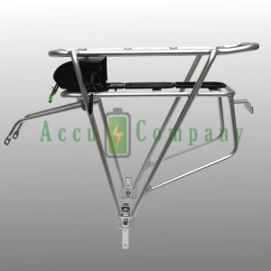 Luggage rack for bicycle battery 420BRO787
