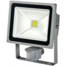 Bouwlamp 10W LED met beweginsmelder Brennenstuhl