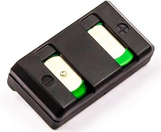 Battery Pack for Sennheiser headphones BA 90 NiMH, 2.4V, 60mAh