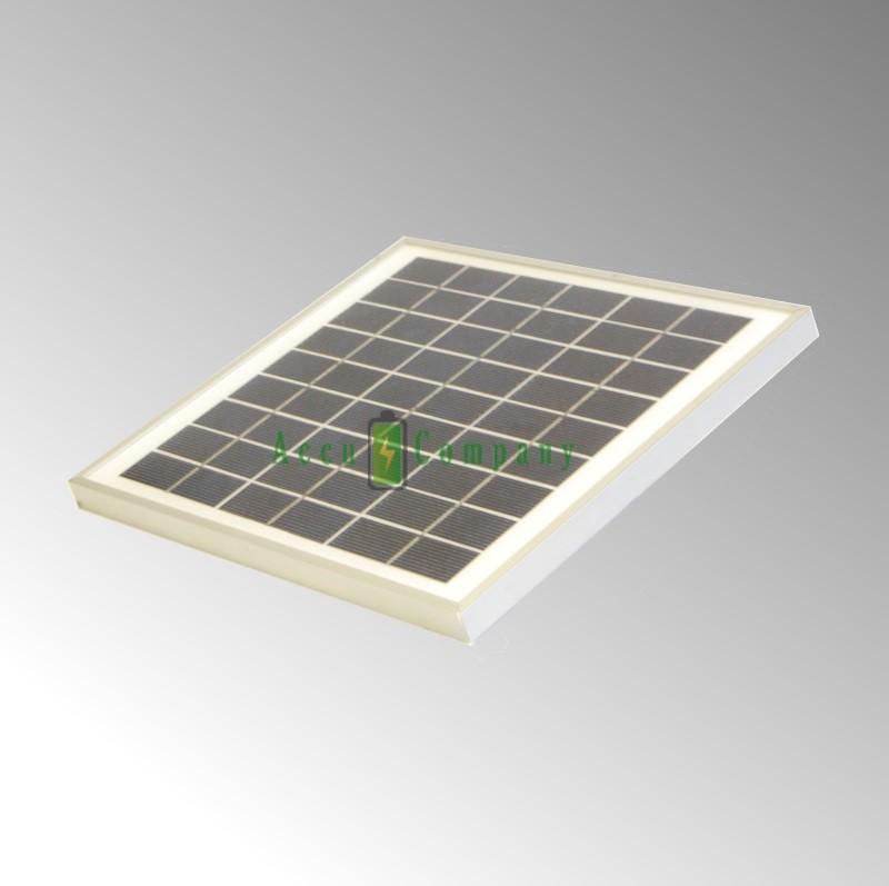 Solarpanel 13.5V 7.2W
