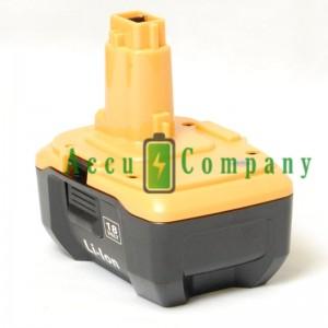 DeWALT 18V 3Ah Li-ion battery replica