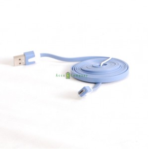 Silicone Micro USB charging cable