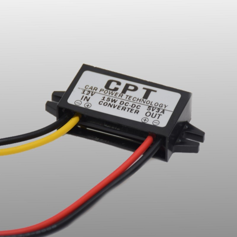 DC DC converter 12 to 5 volt motorcycle