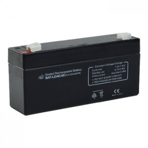 HQ Rechargeable Lead Acid Battery 6V 3.2Ah