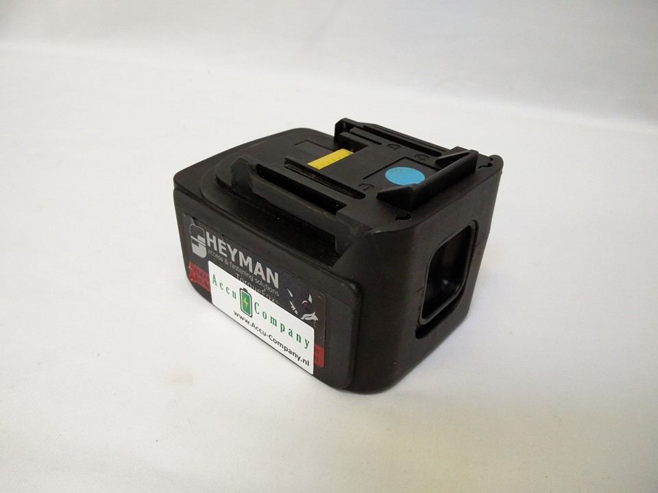 Revision Heyman M41921 battery pack