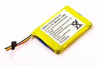 Battery for Tom Tom Start XL 3.7V 800mAh Li-ion