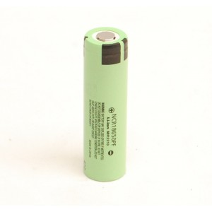 Panasonic 3.7V 2800mAh Li-ion 18650 cell