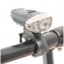 Fietsverlichting - hoofdlamp 300 lm USB oplaadbaar