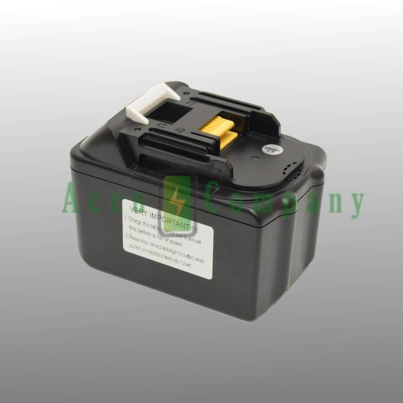 Makita 18V 6Ah Li-ion BL1840 replica battery