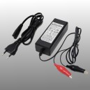 Battery charger for lead batteries 12V 2Ah