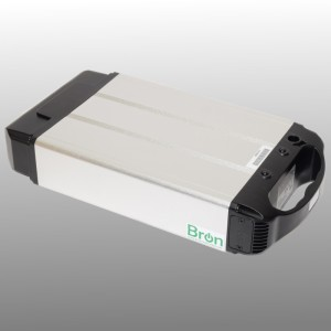 Fietsaccu nieuw Montego 24V 14.5 Ah Li-ion