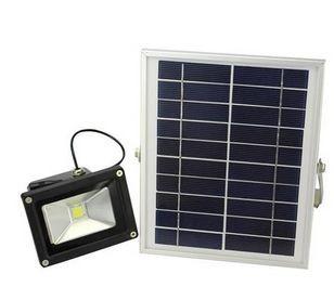 Solar LED buitenlamp 320 Lumen reclamebordverlichting