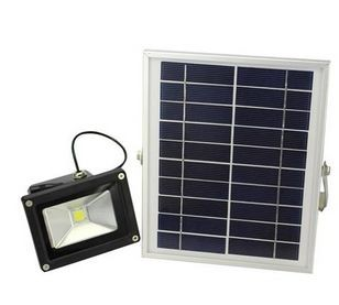 Solar LED Floodlight 5W