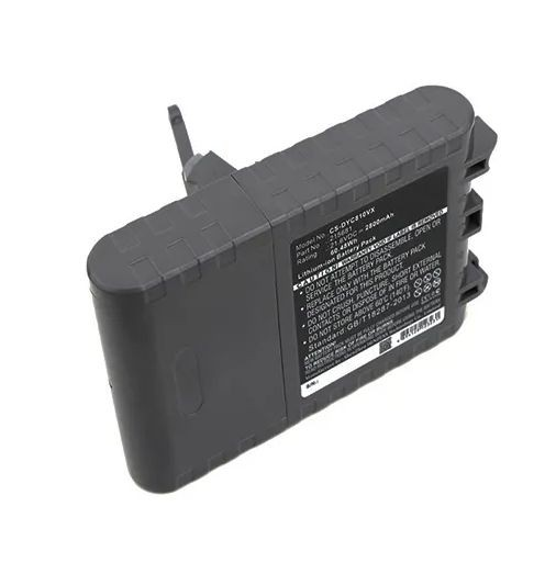 Battery for Dyson DC62 21.6V 1500mAh Li-ion