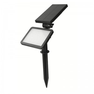 Solar LED Adjustable garden light 960 lumen