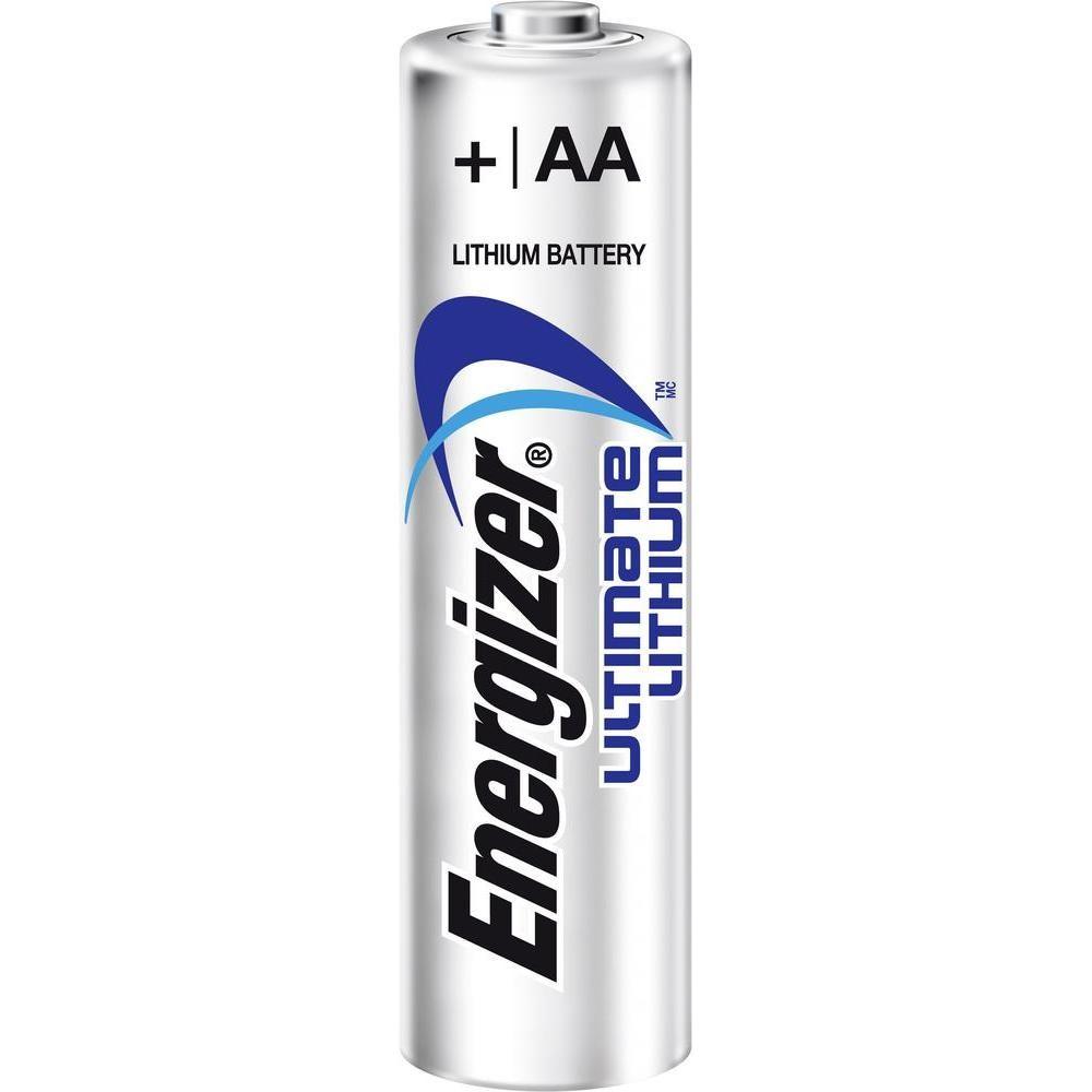 AA Energizer battery li-ion