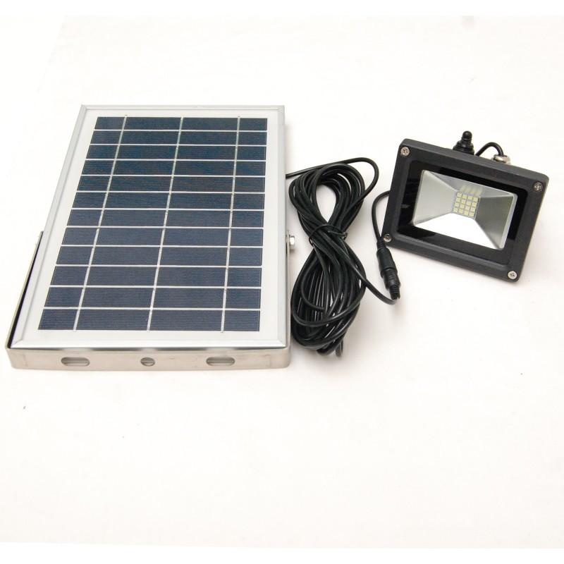 LED Solar buitenlamp 370 Lumen met Li-ion batterij