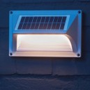 Solar LED wandlamp, trapverlichting