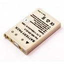 NIKON ENEL5 3.6V 1250mAh LI-ION vervangende accu