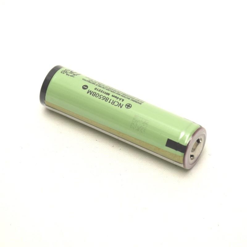 Panasonic 3.7V 3200mAh Li-ion 18650 cel Nitecore NL1834