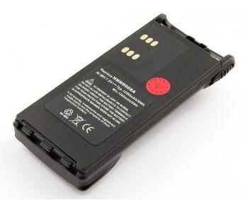 Batterij voor Motorola GP320, GP340 en GP380 7.5V 1250mAh NiMH portofoon
