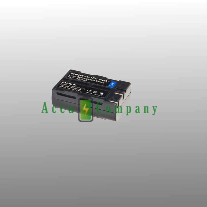SONY NP-FM50 LI-ION 7.2V 1400mAh replacement Battery