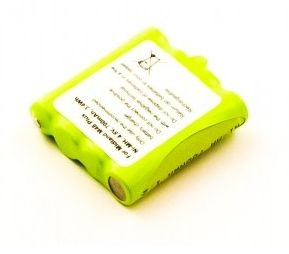Battery for Midland M48 Plus NiMH  4,8V 700mAh